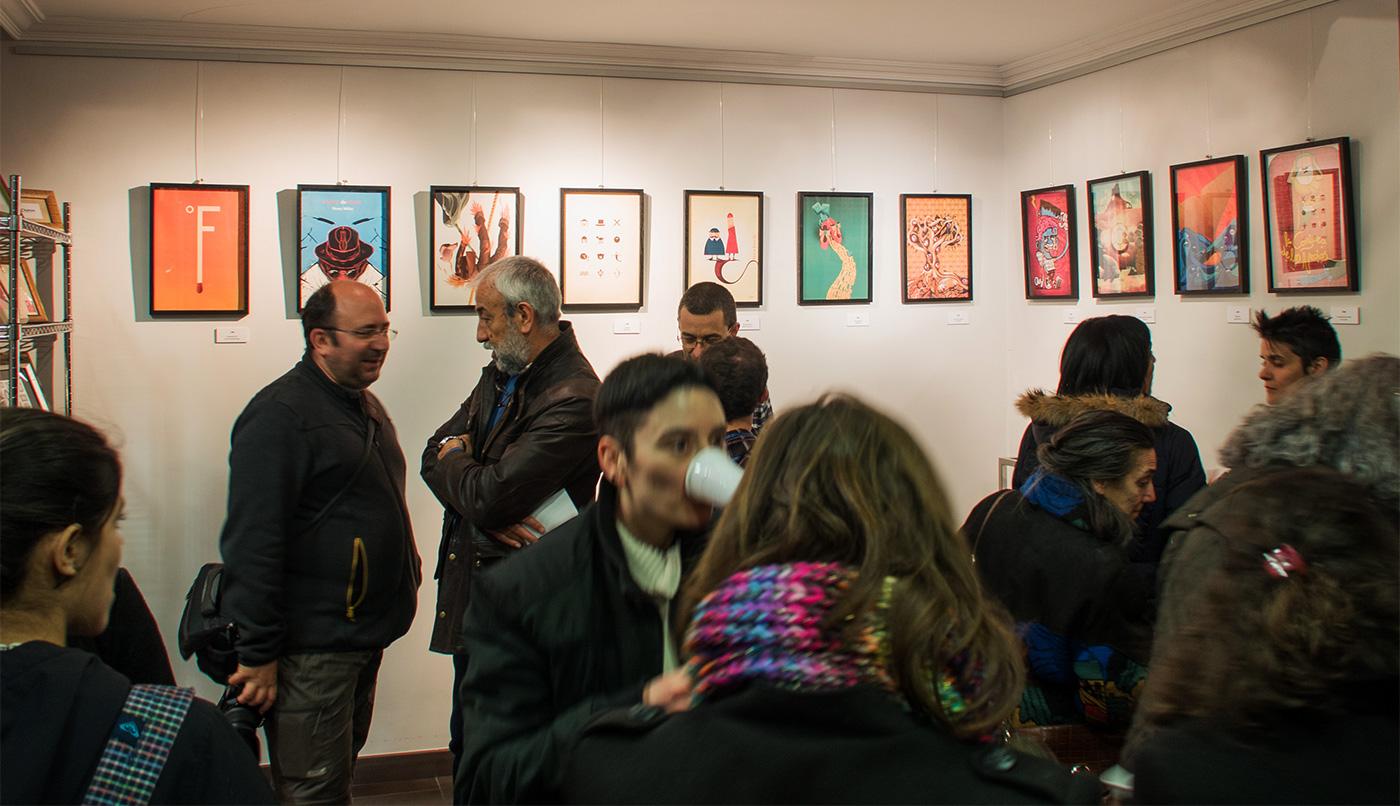 La Pila inauguración exposición Clásicos Ilustrados